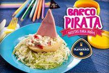 Recetas para niños / ¡Ideas divertidísimas! Consiéntelos con las recetas más originales y deliciosas hechas con Quesos NAVARRO.