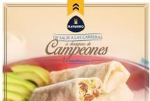 Burritos de huevo / #ToqueNavarro