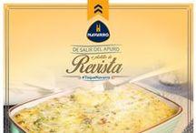 Arroz con queso horneados / #ToqueNavarro