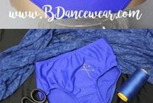 DIY Dance Costume How To's /  How To Guides for all your dancewear hacking needs