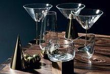 VANESSA MITRANI - Le travail du verre / Vases, luminaires et art de la table, Vanessa Mitrani maîtrise la verre à la perfection : sous toutes ses couleurs et toutes ses formes.
