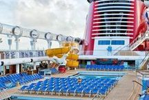 Cruises / It doesn't matter if it's a Disney cruise with the grandkids, a romantic cruise with your spouse or a trip with your girlfriends, a cruise is the best way to travel in style.