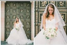 Gorgeous Gowns / Beautiful and elegant wedding dresses