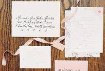 Invitations + Paper Goods / Wedding invitations you'll love