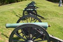 Travel to Civil War Battlefields / What better way to grab a unique slice of American history than to take a tour of some of the historic battlefields of the Civil War.