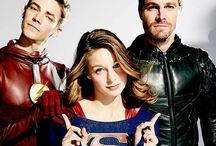 Flash, Supergirl, Arrow
