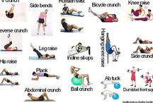 Work outs and Heathy Habits