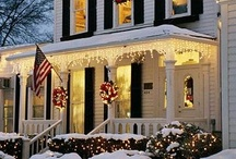 Home for the holidays ... recipes, decor, ornaments & more / by Alison Tracy-Perez