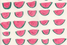 Fruity delights / Images to inspire the 5 a Day project