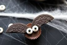 HALLOWEEN IDEAS / Brimming with ghoulish and ghastly chocolate Halloween recipes, be spooktastically inspired this season.