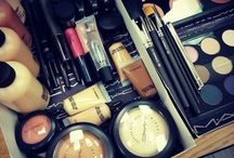 BEAUTY. / makeup magnifys the beauty thats already within.