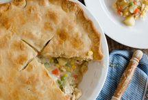 Recipes--Chicken/Turkey / by Courtney Ricker
