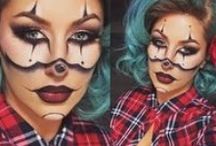 Halloween Ideas / Makeup/costume ideas for halloween