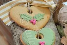 Recipes--Christmas Cookies / by Courtney Ricker