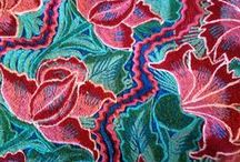 Mexican Textiles by Rancho Las Cascadas / Handcrafted rugs, pillows, wearables and gifts to enjoy at the Rancho and on our cultural excursions.
