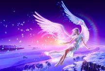 Fantasy ● Angel ● Light ● Female