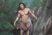 Fantasy ● Centaur ● Male