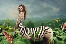 Fantasy ● Zebraur ● Female