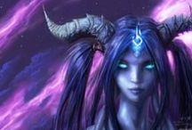Fantasy ● Draenei ● Female