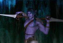 Fantasy ● Elf ● Night ● Male