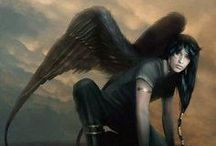 Fantasy ● Angel ● Dark ● Female