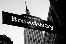 Broadway/stage life / Fellow Thespians; I welcome you. And also those who just like theatre. :)  / by Ashley