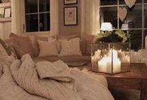 Cozy Home - Cozy Winter / Let the cold, winter winds blow -- we're warm and cozy inside.