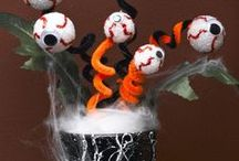 DIY Halloween / Halloween crafts, decor and other fun ideas.