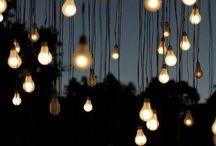 Paper Cranes & Fairy Lights