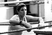 Jessie (And other Kick ass women) / Inspiration for my kick-ass character, Jessie Shifflett.