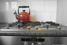 Moois voor in de keuken / Lekker koken kan niet zonder mooie en/of praktische spullen in je keuken. Op dit board een selectie van de mooiste keukenspullen.