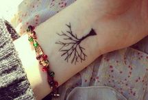 Tattoos / Tattoos I like or want :)