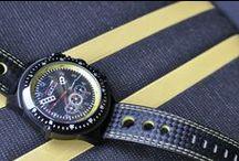 Montre Racer - sportive par essence / La montre homme Racer signe l'origine de l'univers GTO. Le bijou sportif par excellence. #montre #homme #sport #look