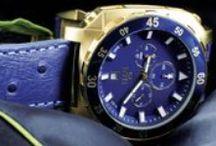 Montre Dino Gold : la montre chic pour homme / Reflets dorés et formes géométrique, la montre homme sport Dino Gold de GTO est le modèle le plus audacieux de la marque.  #montre #homme #sport #gold #or #watch