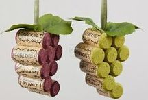 Viinikorkit uusiokäyttöön