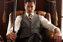 Robert Downey Jr. Style
