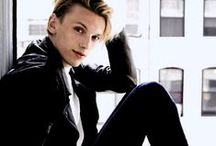 Jamie Campbell Bower Style
