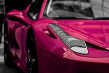 PINK | CARS / GALANT | NOBLY | MOTOR | CAR | INDUSTRY | MECHANIC | SHOW | CAR