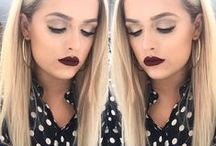 Autumn/Winter Makeup Inspo / Inspiring makeup looks for Autumn & Winter