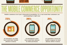#Mobile #Commerce #Infographics / by Druvision