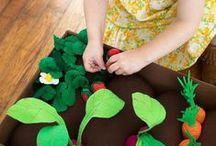 Kids / Alles was man mit Kindern basteln, malen, spielen oder für sie bauen kann.
