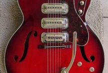 Honey & Habanero - Guitar collective / Guitar style _ custom guitars _ vintage _ designer / by dw's collective