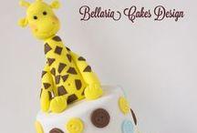 Cake design / Ideensammlung für meine Torten und Cupcakes