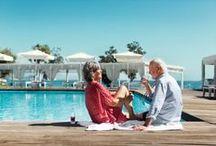 Hotellit aikuisille / Hotelleja romanttiseen lomaan tai yhteiseen matkaan hyvän ystävän kanssa. Aikuisille suunnatuissa hotelleissa on keitaita rauhassa rentoutumiseen ja miellyttävä ympäristö.
