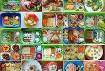 BentoBox / Geweldig leuke lunch ideeën voor mee naar school!
