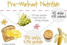 Pre / Post Workout Tips