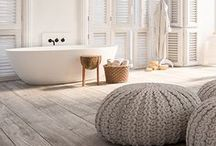 Bathrooms / Beautiful luxury