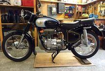 Motorrad / Simson Awo 425 Sport