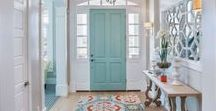 Entryways / Beautiful entrances