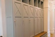 Mudrooms / Cool mud rooms